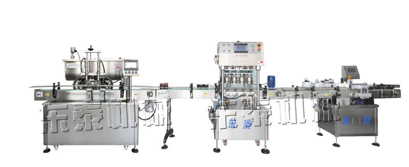东泰辣椒酱灌装生产线助力酱料产能和品质提升