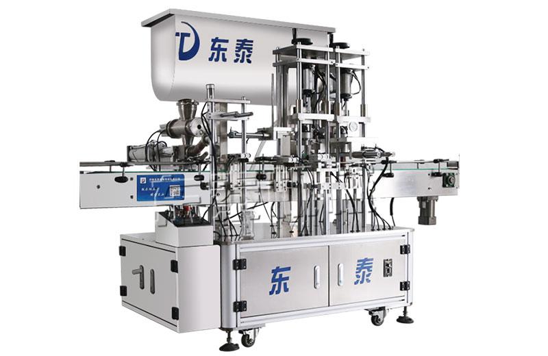 市场质量要求提高 ,酱料灌装机生产线促进产品质量提升