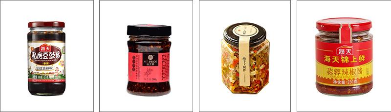 酱料食品竞争激烈,辣椒酱加工灌装设备实现品质突围