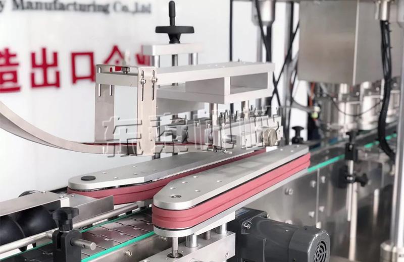 全自动瓶装灌装成套生产线